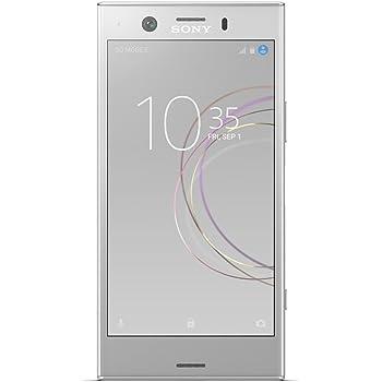 """Sony XZ1 Compact - Smartphone DE 4.6"""" (Bluetooth, Octa Core, 4 GB de RAM, Memoria de 32 GB, cámara de 19 MP, Android), Blanco"""