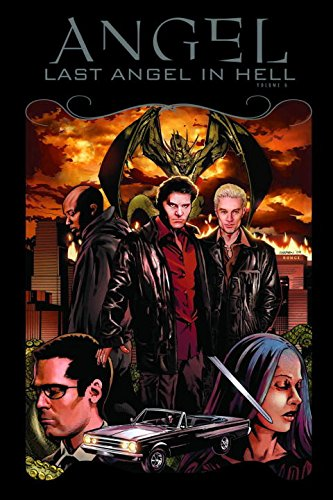 Angel, Vol. 6: Last Angel in Hell (Angel (Numbered Hardcover))