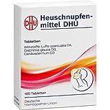 HEUSCHNUPFENMITTEL DHU 100St Tabletten PZN:8436903