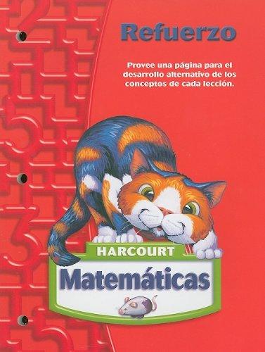 Harcourt Matematicas Refuerzo, Grado 2 (Matematicas 05)