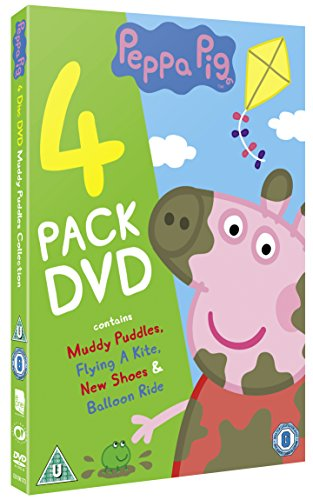 Image of Peppa Pig: The Muddy Puddles Collection [DVD]