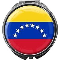 Pillendose/rund/Modell Leony/FLAGGE VENEZUELA preisvergleich bei billige-tabletten.eu