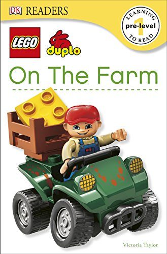 LEGO® DUPLO On The Farm (DK Readers Pre-Level 1) (English Edition)