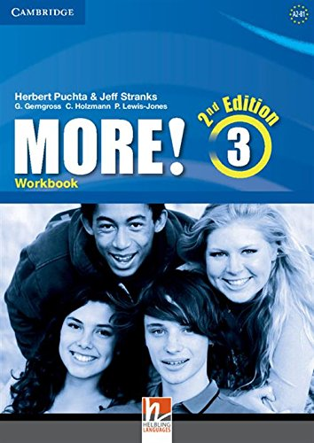 More! Level 3 Workbook Second Edition