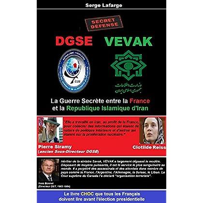 DGSE - VEVAK: La Guerre Secrète