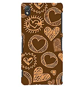 PrintVisa Designer Back Case Cover for Sony Xperia Z3 Compact :: Sony Xperia Z3 Mini (dueldrive pendrive jacket georgette print)