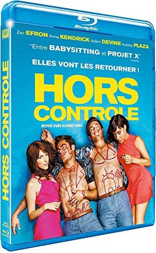 Hors contrôle [Blu-ray]