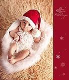 Baby Nikolausmütze Größe 50,56 Weihnachtsmütze Babymütze