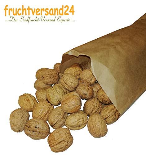 FRUCHTVERSAND24® Französische Walnüsse (Grenobler) (5kg)