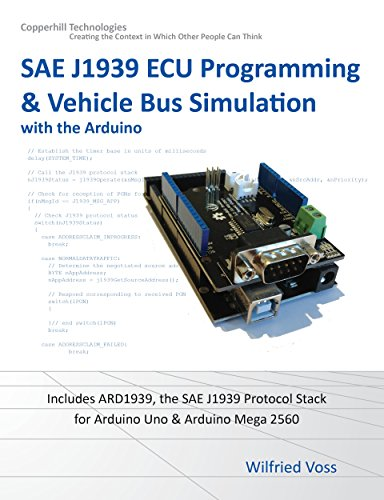 SAE J1939 ECU Programming & Vehicle Bus Simulation with