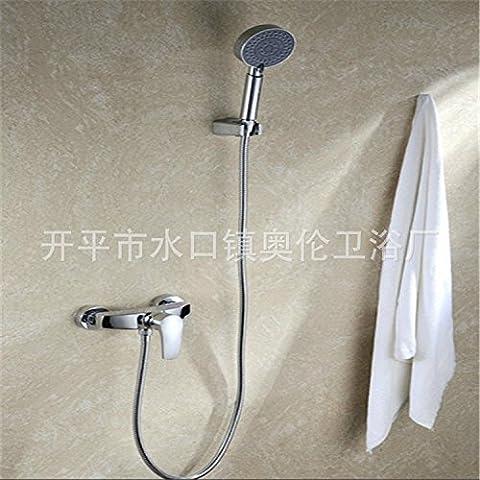 Alta moda moderno bagno doccia rubinetto doccia set