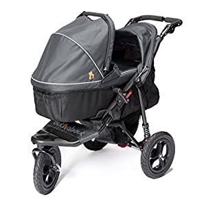 Out n About Nipper Stroller with Carrycot in Steel Grey   7