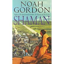 SHAMAN BY Gordon, Noah(Author)07-2001( Paperback )