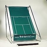 Tri-tennis® XL Tenniswand (Grün)