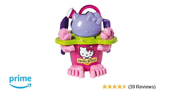 Simba 107118386 - Hello Kitty Sandeimergarnitur: Amazon.de: Spielzeug