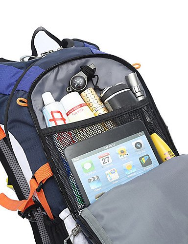 HWB/ 18 L Wasserdichte Dry Bag Camping & Wandern Draußen Wasserdicht / Kompakt andere Nylon / Wasserdichtes Material fuchsia