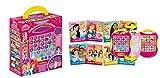 Princesse Disney - Ma bibliothèque interactive : Je lis, je compte et je chante