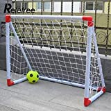 Best Football Goals - Lepakshi 4X5Ft Football Soccer Goal Post Nets Review