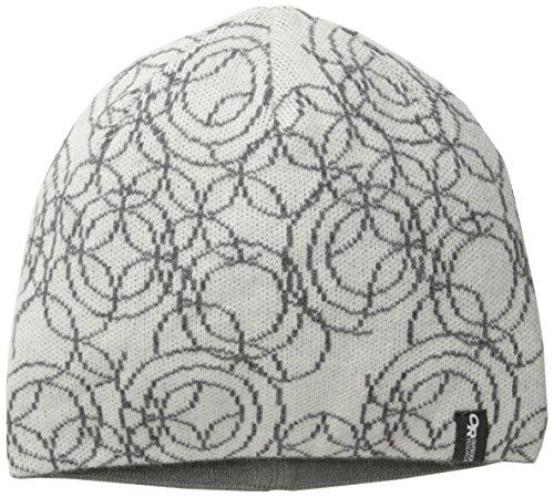 OR oracle beanie - Wende-Mütze aus weicher Wollmischung (Lambswool Angora)