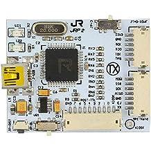 Espeedy Corona Matriz Glitcher,Tablero De Glitcher,Xbox 360 Jr programador V2 cepillo placa con 3 cables conjunto nuevo