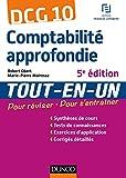 DCG 10 - Comptabilité approfondie - 5e éd - Tout-en-Un