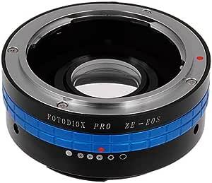 Fotodiox Lens Mount Adapter Mamiya Ze Pro 35 Mm Lens To Camera Photo