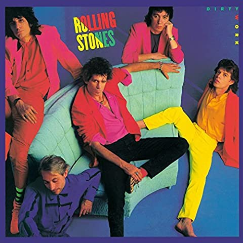 Dirty Work: Limited by ROLLING STONES (2014-11-26)