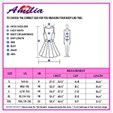 Amilia Lingerie Femme Rouge Lace Seduction Sexy Erotique Unique Nightwear Robe de Nuit Coquine Taille Euro Transparent (Small) - 4