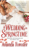 A Wedding in Springtime (Marriage Mart Book 1)