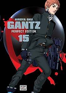 Gantz Edition perfect Tome 15