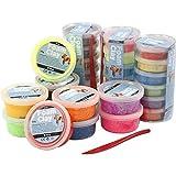 Foam Clay®, sortierte Farben, 28Dosen
