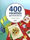 Telecharger Livres 400 recettes special etudiants (PDF,EPUB,MOBI) gratuits en Francaise