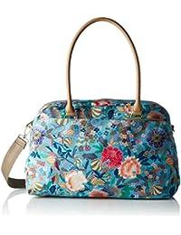 Oilily Damen Carry All Schultertasche, 17.5x32x41 cm