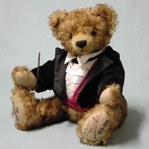 Hermann Coburg Teddy 19257-0