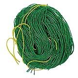 FLAMEER Hochwertige Gartennetz Vogelnetz Teichnetz Pflanzennetz für Kletterpflanzen, 1.8x1.8m