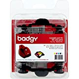 Evolis Supply Pack 100P f Badgy Printer 100pages printer ribbon - printer ribbons (Badgy)