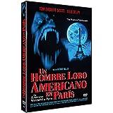 Un Hombre Lobo Americano En París  dvd 1998 An American Werewolf in Paris