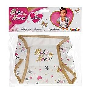 Smoby 24048 accessori per bambola baby nurse borsa - Borsa porta bebe ...