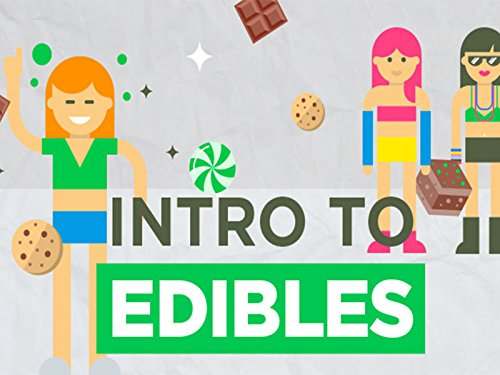 Intro to Cannabis Infused Edibles (Ideen Sweet Table)
