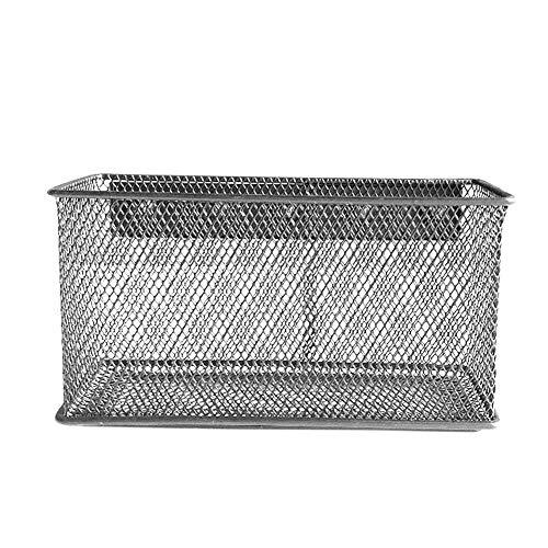 magnetische Aufbewahrungskörbe Metall Schreibtisch Tablett Kühlschrank Whiteboard Aufbewahrung Halter für Home Office, Wie abgebildet, XL ()
