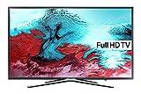 "Samsung UE40K5502AK 40"" Full HD Smart TV Wi-Fi Black,Silver LED TV - LED TVs (101.6 cm (40""), Full HD, 1920 x 1080 pixels, LED, PQI (Picture Quality Index), Flat) - Samsung - amazon.it"