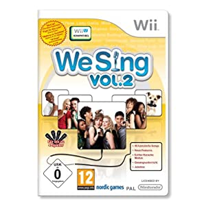 We Sing Vol. 2 – [Nintendo Wii]