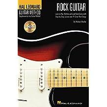 Hal Leonard Guitar Method Rock Guitar