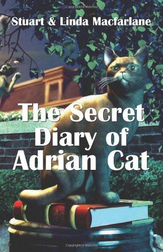 The Secret Diary of Adrian Cat by Stuart Macfarlane (2007-07-30)