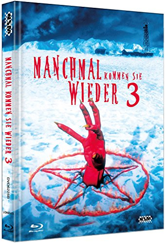 Manchmal kommen sie wieder 3 - uncut (Blu-Ray+ DVD) auf 333 limitiertes Mediabook Cover B [Limited Collector's Edition] [Limited Edition]