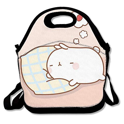 Molang Travel Tote Lunch Bag