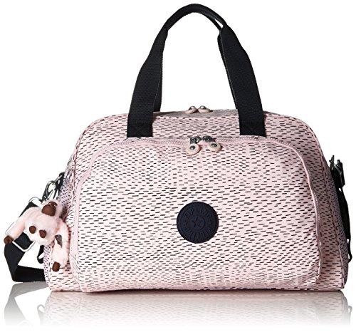 Kipling - CAMAMA - Babytasche mit Wickelmatte - Soft Pink Str - (Rosa) (Rosa Soft-handtasche)