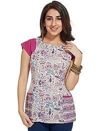 Enah Kantha Print Tunic