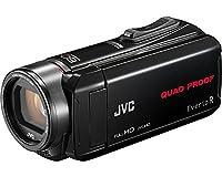 JVC GZ-R435 Full HD Camcorder - Black