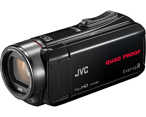 JVC gz-r435 Full HD Camcorder -